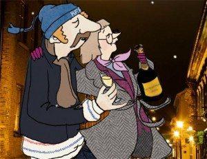 Sagan om Berra Jonssons julafton