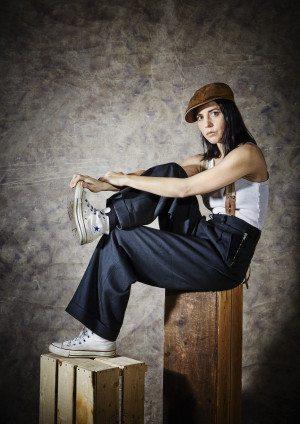 Ruth Vega Fernandez är den svenska filmvärldens nya bad girl. Aktuell i storfilmerna Gentlemen och Cirkeln.