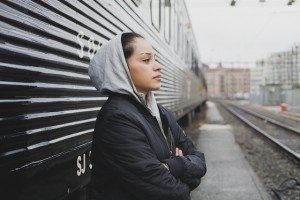 Jazmine Joaniquina, 25, levde länge utan tak över huvudet.