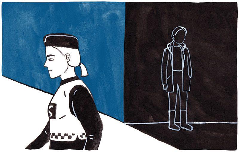 utanför eskort klädespersedlar i göteborg